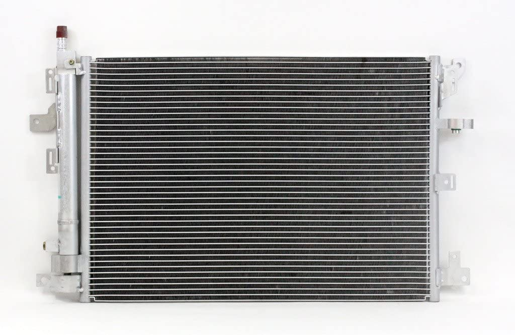 05-From Ch 197066 Pacific Best Inc For//Fit 3802 05-14 Volvo XC90 A//C Condenser