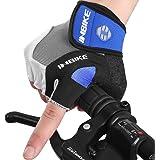 Inbike 5mm Gel Pad Cycling Gloves