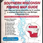 Southern Wisconsin Fishing Map Guide Sportsmans Connection