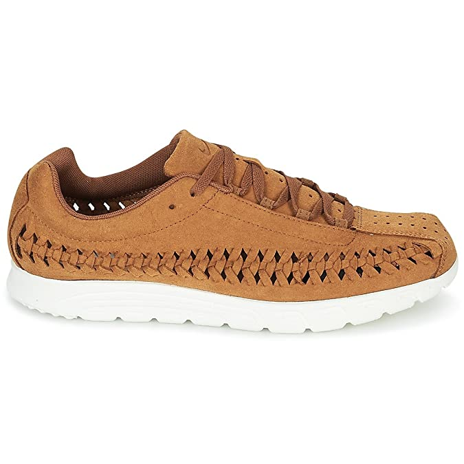 Zapatillas Nike Mayfly Woven Mostaza 833132: Amazon.es: Zapatos y complementos