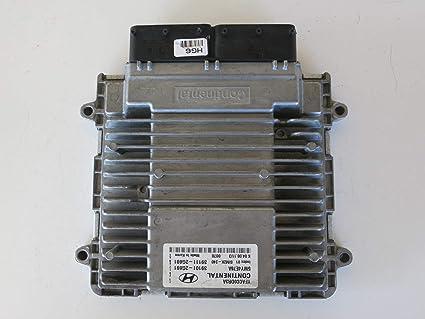 Amazon com: 11-14 Hyundai Sonata 2 0L AT Engine Computer ECM