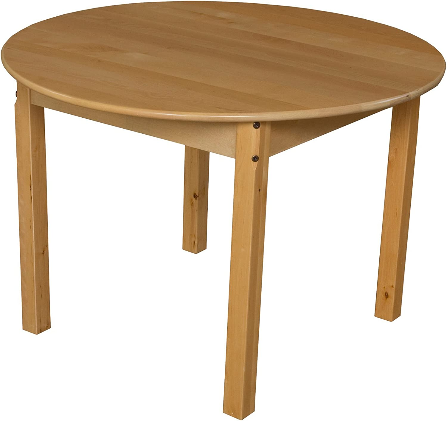 Wood Designs Round 36 in Table