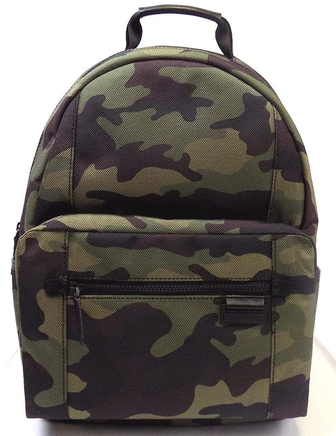 4906410edf97 Michael Kors Mens Travis Camouflage Nylon Backpack