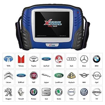 Xtool PS2 GDS gasolina coches sin caja universal coche herramienta de diagnóstico escáner de código de