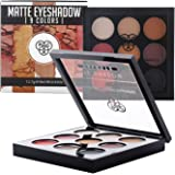 PAC Matte Eyeshadow Palette (9 Color)