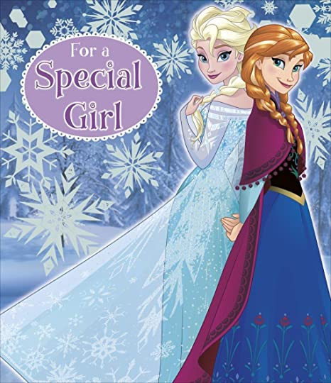 Frozen Christmas Special.Amazon Com Disney Frozen Anna And Elsa For A Special Girl