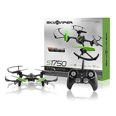 Sky Viper s1750 Stunt Drone: Toys & Games
