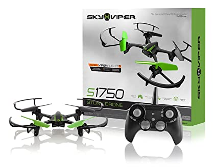 Amazoncom Sky Viper S1750 Stunt Drone Toys Games