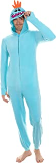 Rick and Morty Mr. Meeseeks Onesie with Butt Flap