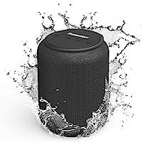 Tronsmart T6 Mini Altavoces Bluetooth 15W, 24 Horas de Reproducción, Sonido Stereo 360°, IPX6 Waterproof, Altavoz…