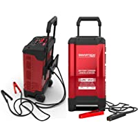 Smartech Products WBC-200 6-Volt/12-Volt Wheel Automotive Battery Charger