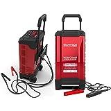 Smartech WBC-200 Wheel Automotive Battery Charger, For All 6V & 12V Batteries, 200 Amp Engine Start & 40 Amp Boost…