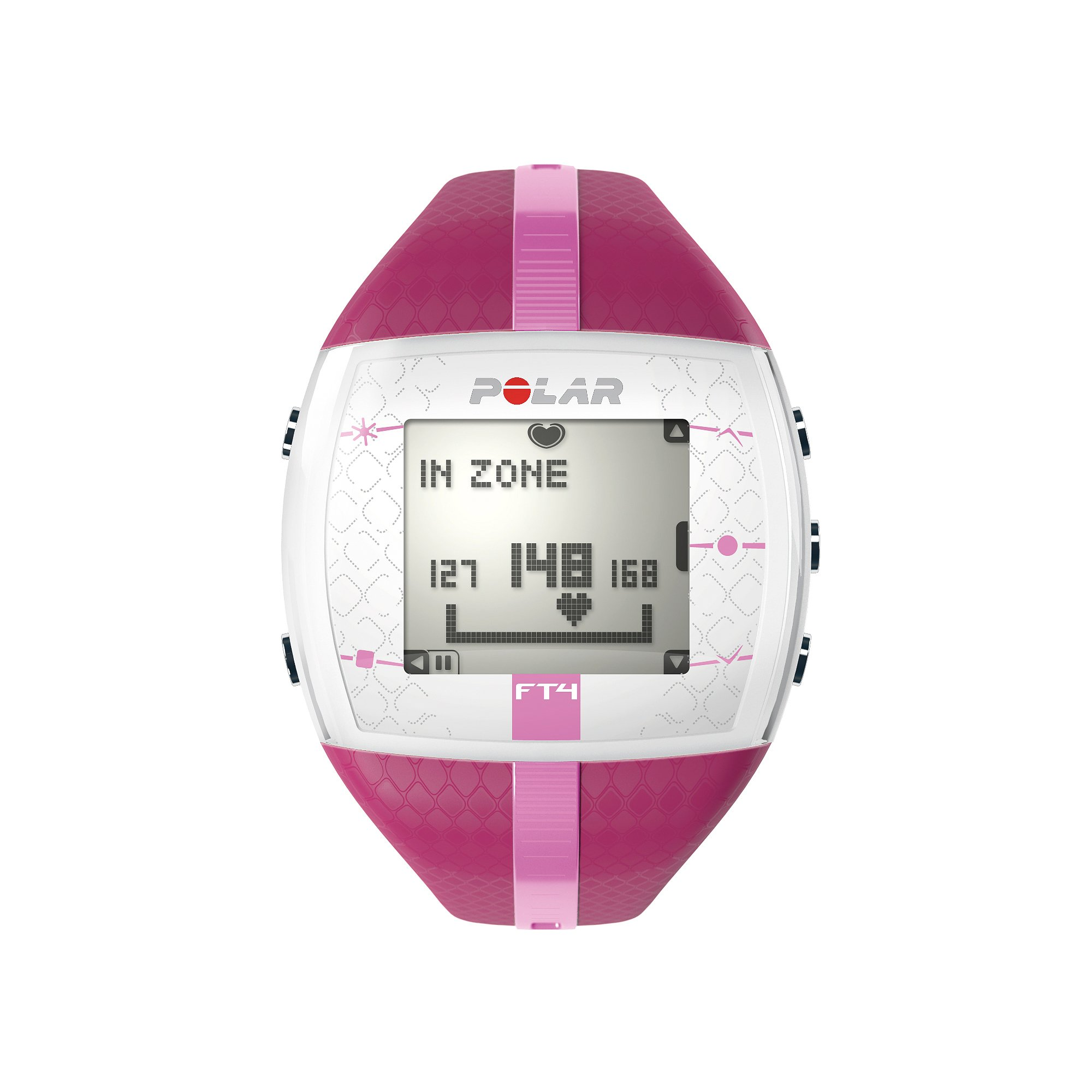 Polar FT4 Heart Rate Monitor (Purple/Pink) by Polar