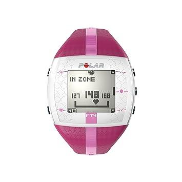 manual polar ft4 heart rate monitor