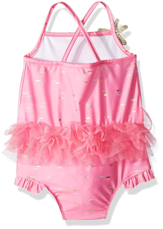 09e0c1cd50a14 Mud Pie Baby Girls Mermaid Ruffle One Piece Swimsuit 1122135 - blog ...
