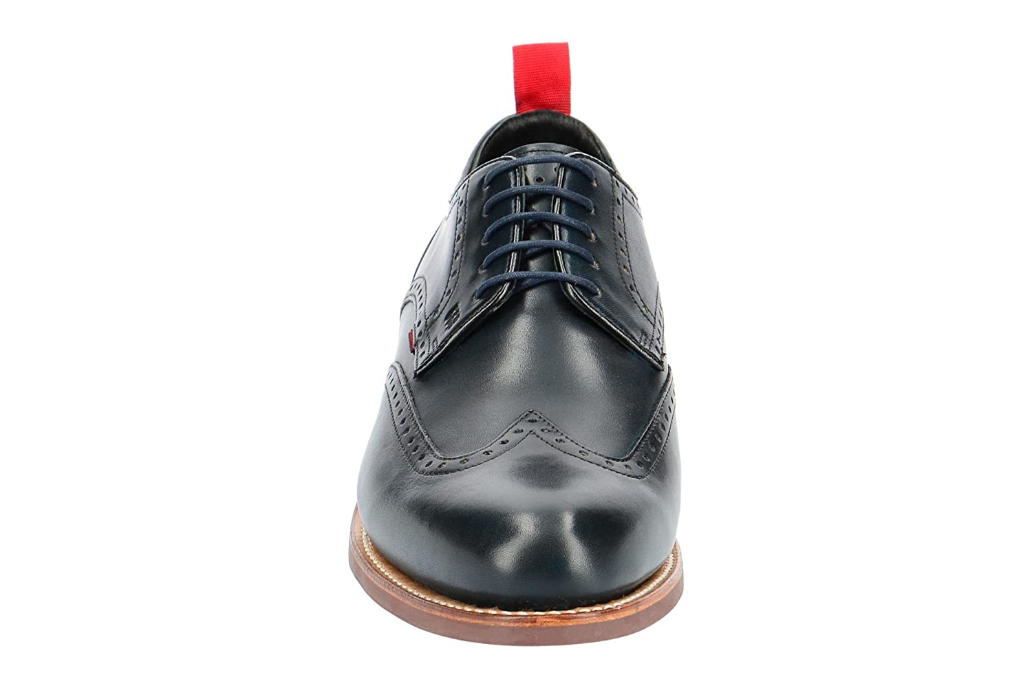 Gordon & Bros Bros Bros Levet 5660 Flex N Klassischer rahmengenähter Herren Derby Schnürhalbschuh, Full Brogue, Flexible Goodyear Welted Halb Leder Halb Noppen Sohle Business und Freizeit B075SCQRXH 0874d2
