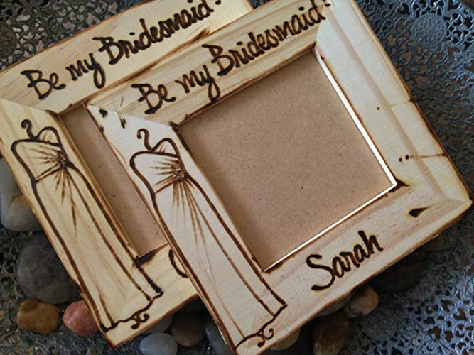 Amazoncom Wedding Party Gift Will You Be My Bridesmaid