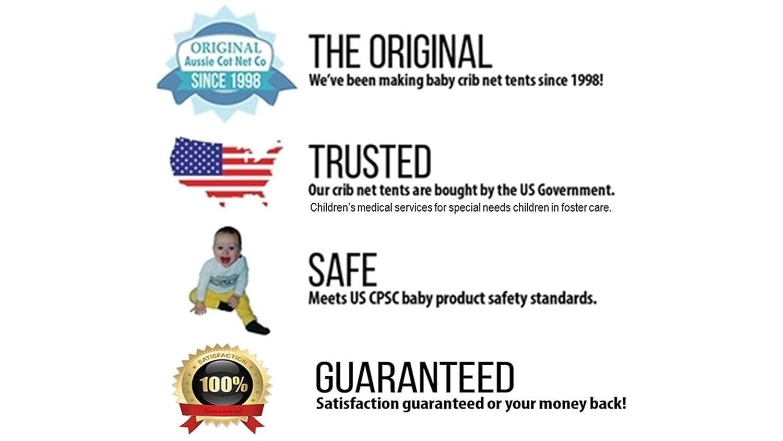Amazon.com: Mejor tienda de campaña para cuna de bebé de ...