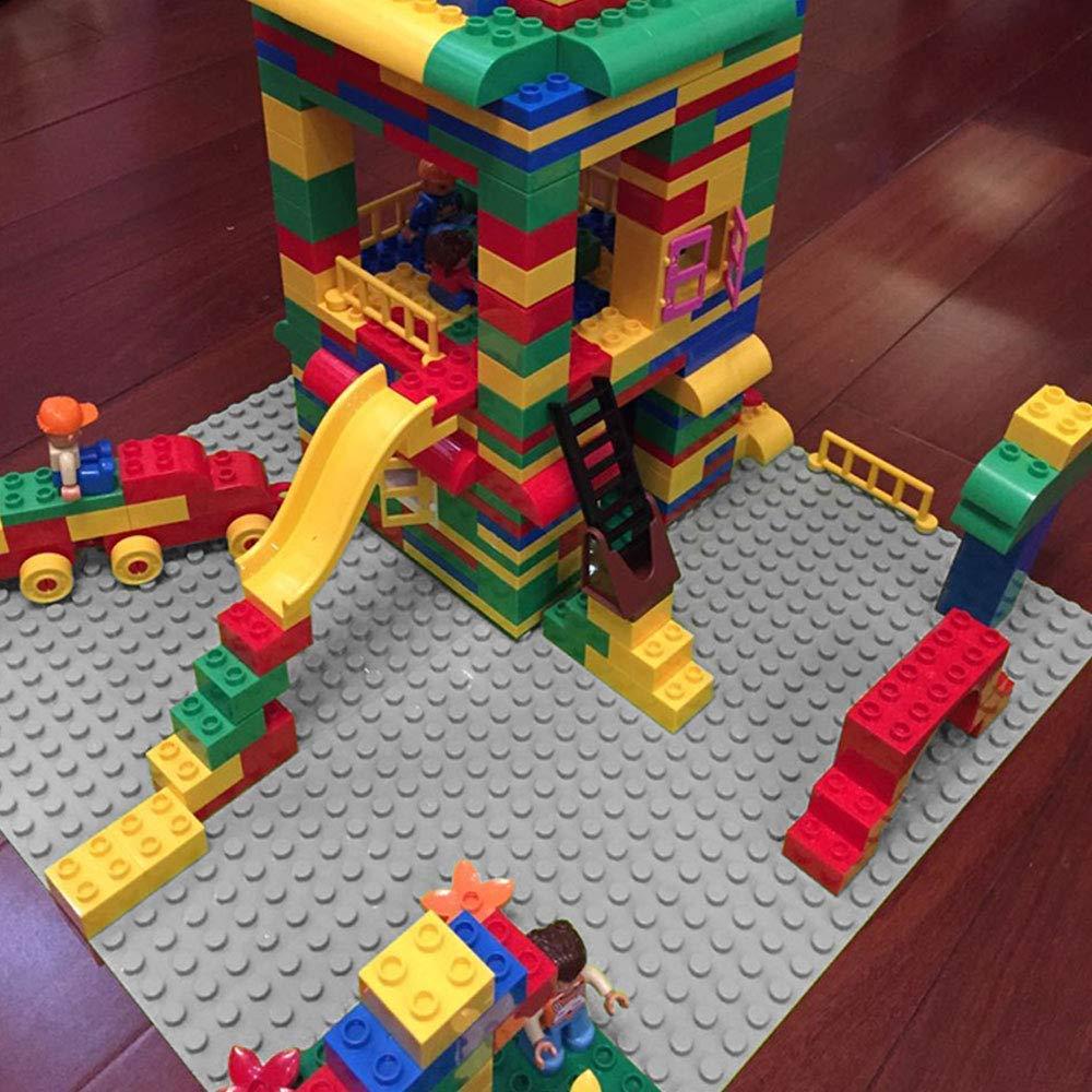 Multicolore Giocattoli Educativi LVHERO 4 Lego Classic Compatibile Base Piattaforma Giochi Creativi