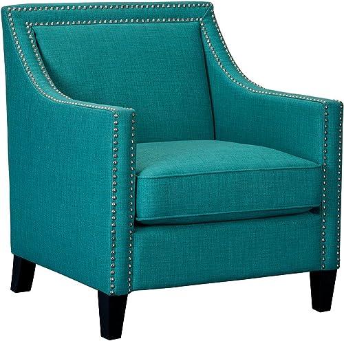 Cambridge Bridgehampton Accent Chair, Teal