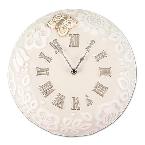 Thun orologio da parete medio Prestige C1627H90: Amazon.it ...