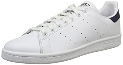 new product d407e 7c9d1 adidas Originals, Stan Smith, Sneakers, Unisex - Adulto, Bianco (Core White