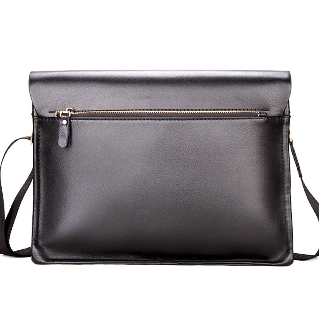 VICUNA POLO Men Messenger Bags Business Bag for Men Leather Shoulder Bag  (Horizontal c20f353b1752a