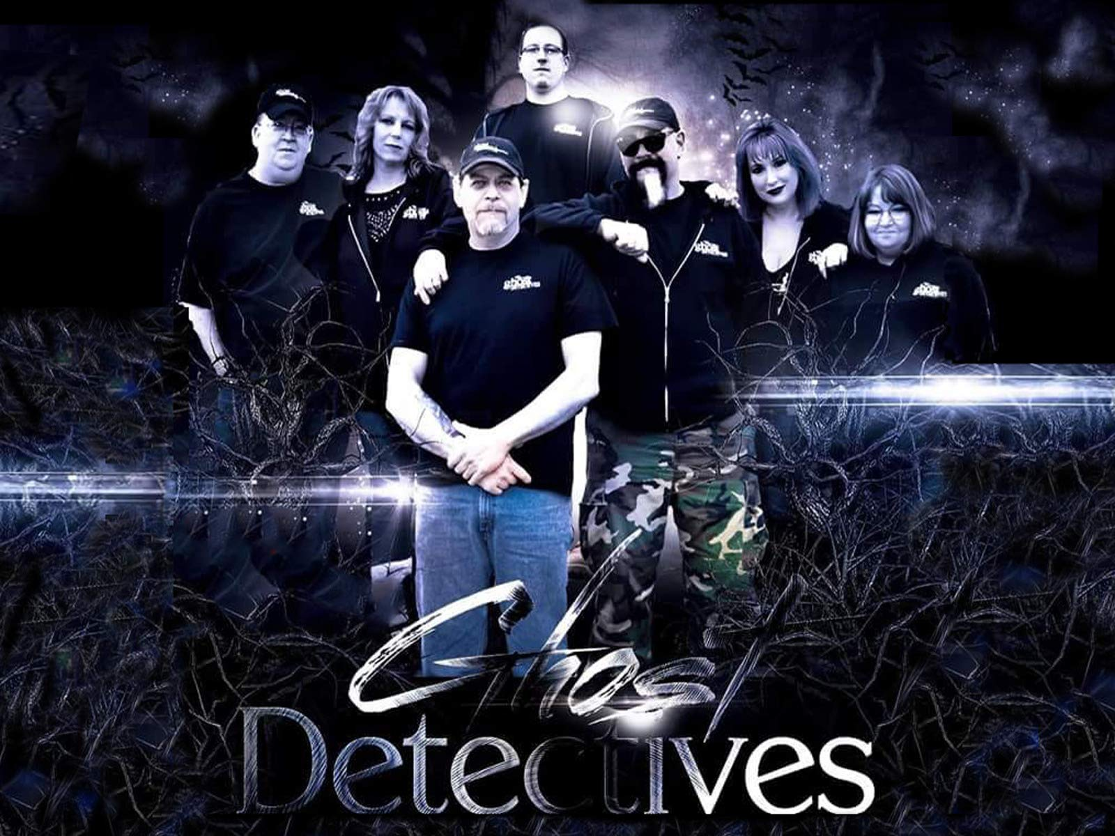 Ghost Detectives on Amazon Prime Video UK