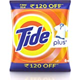 Tide Plus Detergent Powder - 6 kg Pack