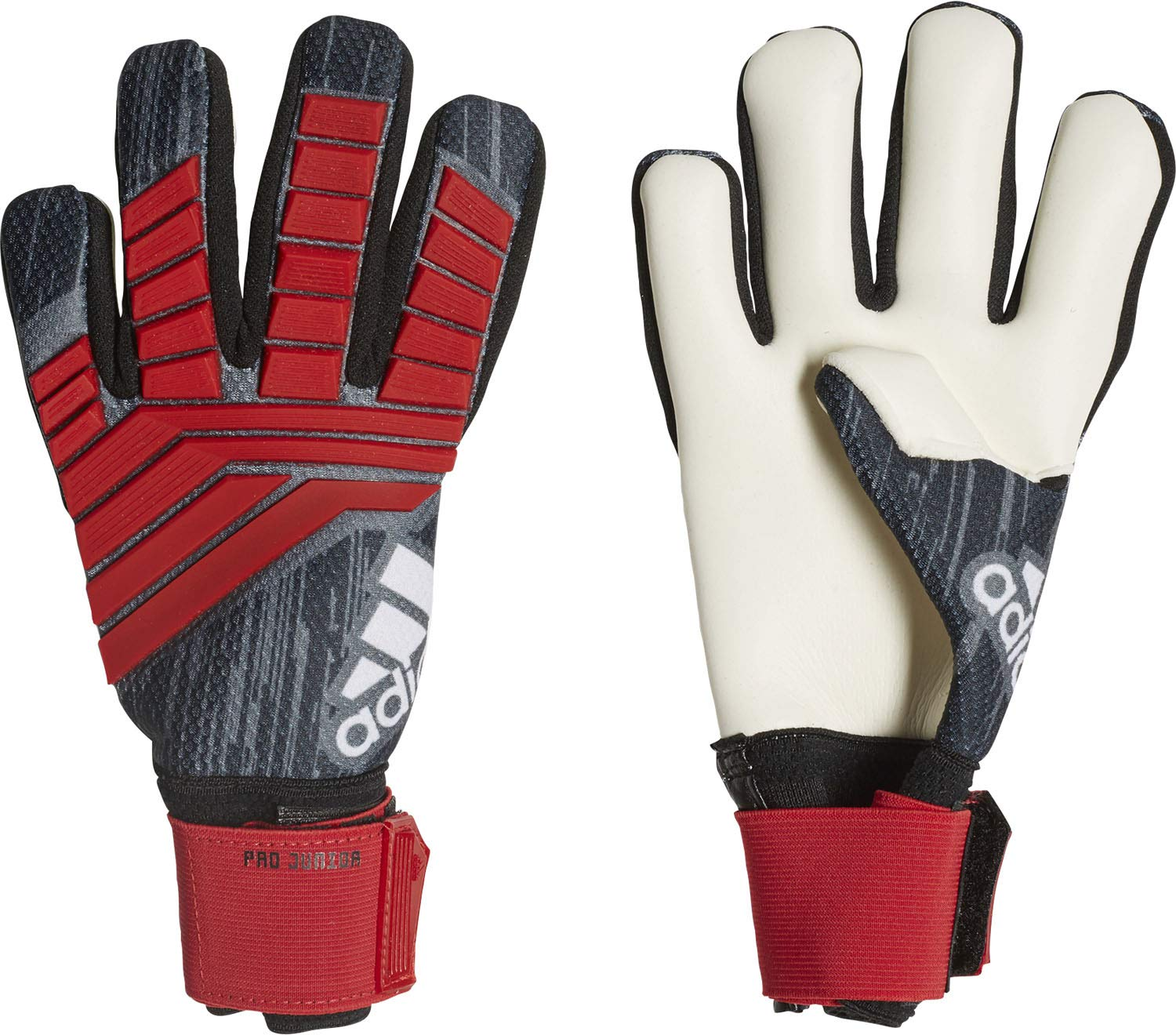 adidas Predator Pro Junior Goalkeeper's Gloves, Children's, CW5596 Children's ADIFO|#adidas