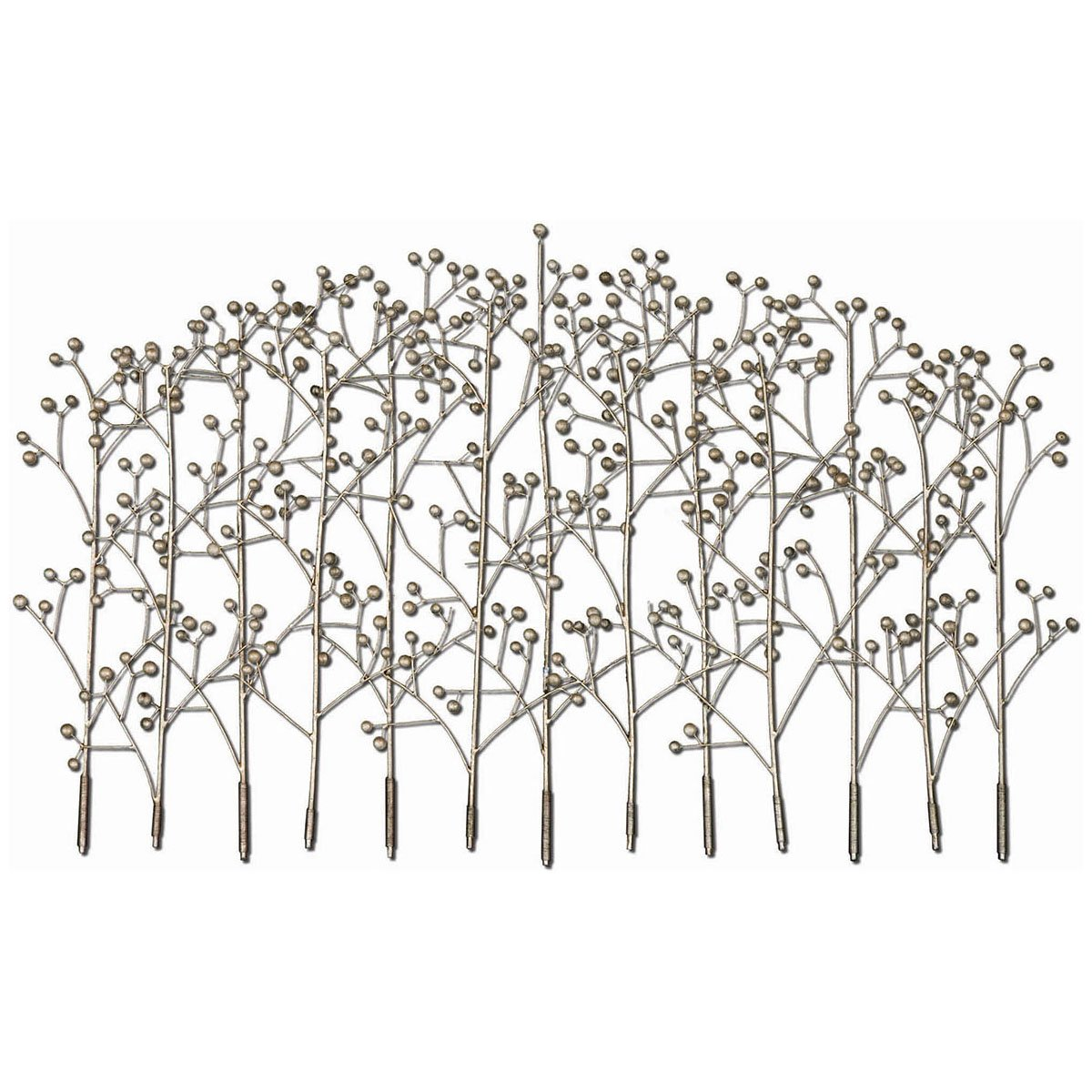 Amazon.com: Uttermost 05018 Iron Trees Metal Wall Art: Wall Sculptures:  Posters U0026 Prints