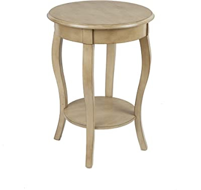 SilverwoodCharlotte Accent Table with Cabriole Legs