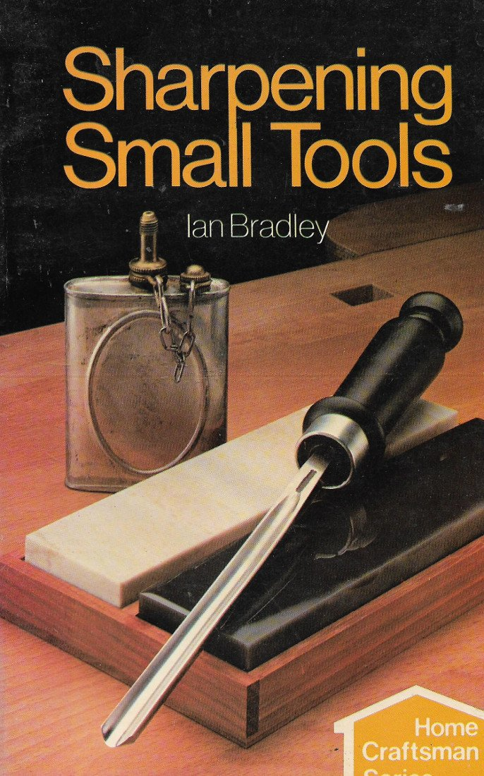 Sharpening Small Tools