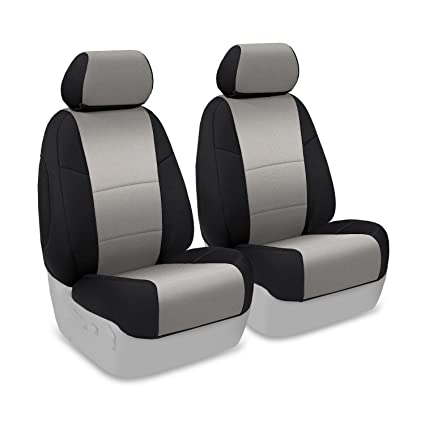 Coverking Custom Fit Front 50/50 Bucket Seat Cover For Select Jeep Grand  Cherokee Models