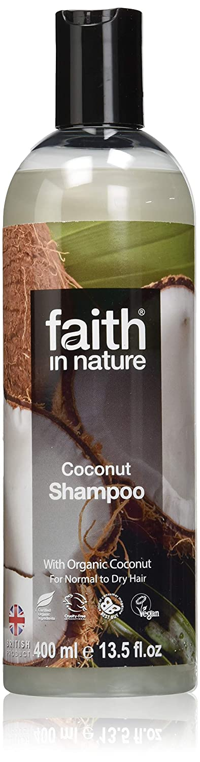 Faith in Nature Coconut Shampoo 77047