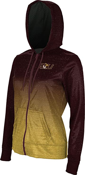 ProSphere University of South Alabama Girls Pullover Hoodie School Spirit Sweatshirt Spray Over