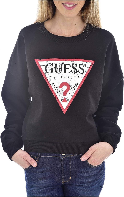 Guess Sudore//Felpa Zip W92Q20 K8XL0