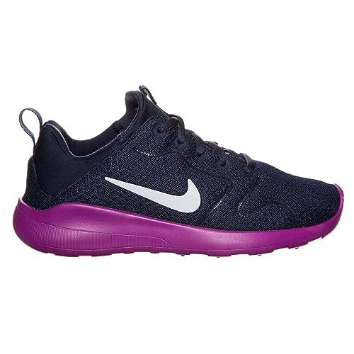 Nike 844668-401, Zapatillas de Trail Running para Niñas, Azul (Midnight Navy