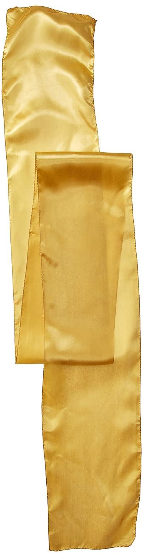 ゴールドのテーブルランナーパック10-satinテーブルランナーゴールドウェディング宴会パーティーのデコレーション、12 x 108インチ   B0728PHBPS