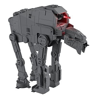 Revell Snaptite Build and Play Star Wars: The Last Jedi! First Order Heavy Assault At-M6 Walker: Toys & Games