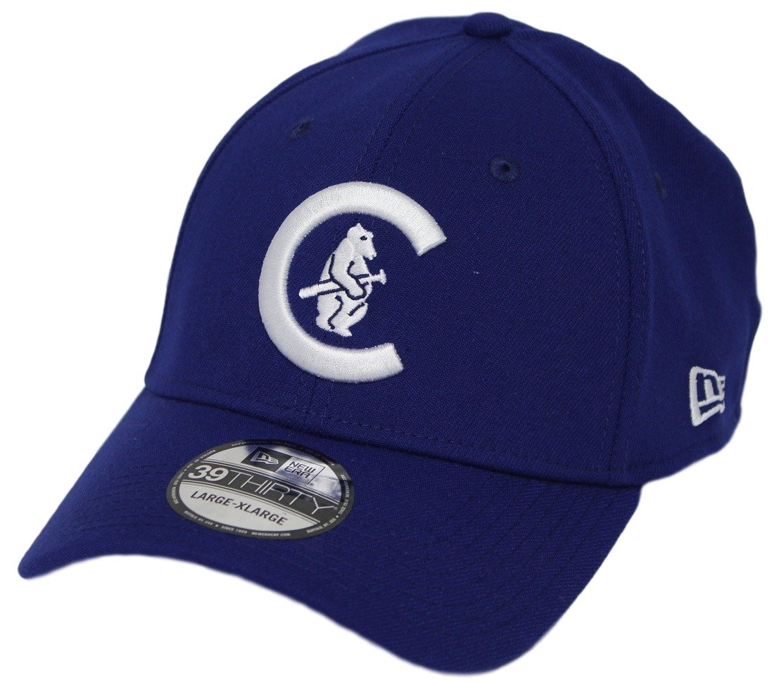 Amazon.com   Chicago Cubs New Era MLB 39THIRTY Cooperstown