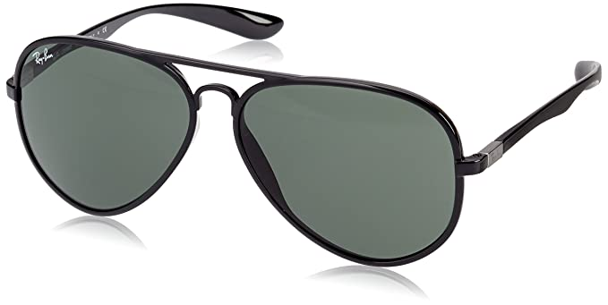 cb4423e4404 Amazon.com  Ray Ban RB4180 Liteforce Sunglasses  Ray-Ban  Clothing