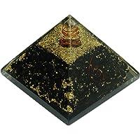HARMONIZE Aventurine Pyramid Orgone Chakra Balancing Therapy Reiki Healing Crystal Energy Generator
