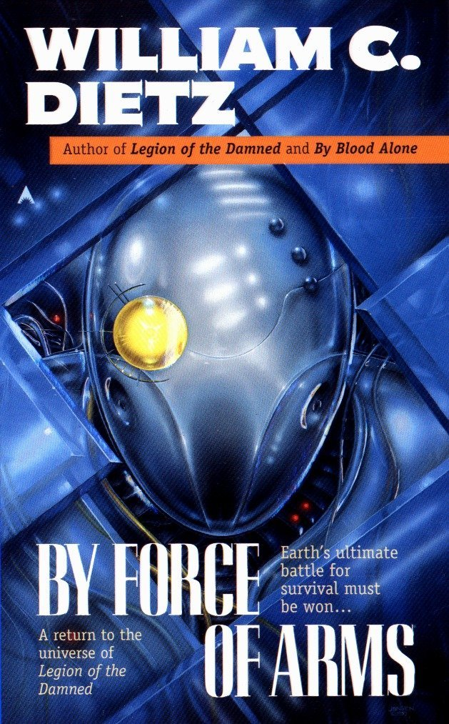 By Force of Arms (Legion of the Damned) pdf