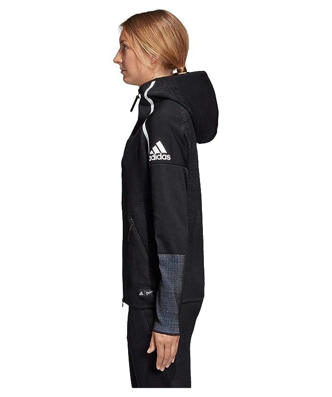 adidas Performance Damen Sweatjacke Z.N.E Parley: