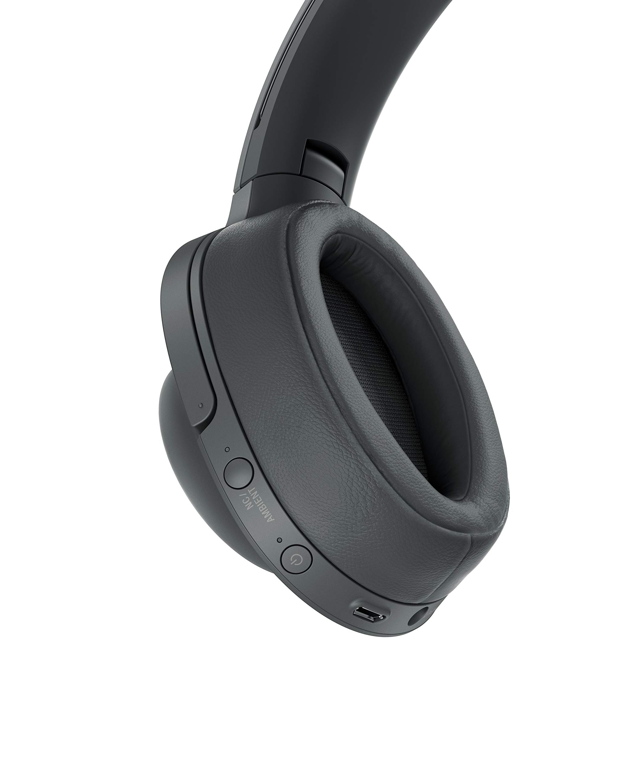 Sony Sony whh900n hear on 2 wireless overear noise cancelling high resolution headphones, 2.4 Ounce by Sony (Image #8)