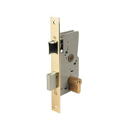 Tesa Assa Abloy, 20106PHL, Cerradura de embutir para puertas de madera, Función de
