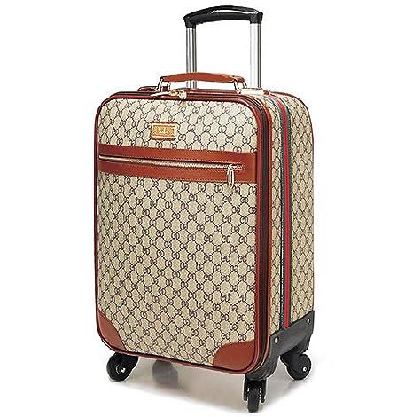 Caja de la carretilla Moda Viajes contraseña embarque caja de bolsas , 22 inch