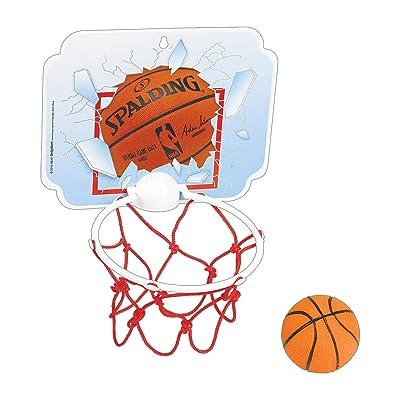 amscan NBA Basketball Hoop Game: Toys & Games