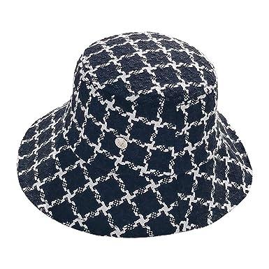 Feiboy Gorra De Pescador para Mujer, Plegable Sombrero De Al Aire ...